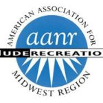 American Association for Nude Recreation Midwest Region Logo