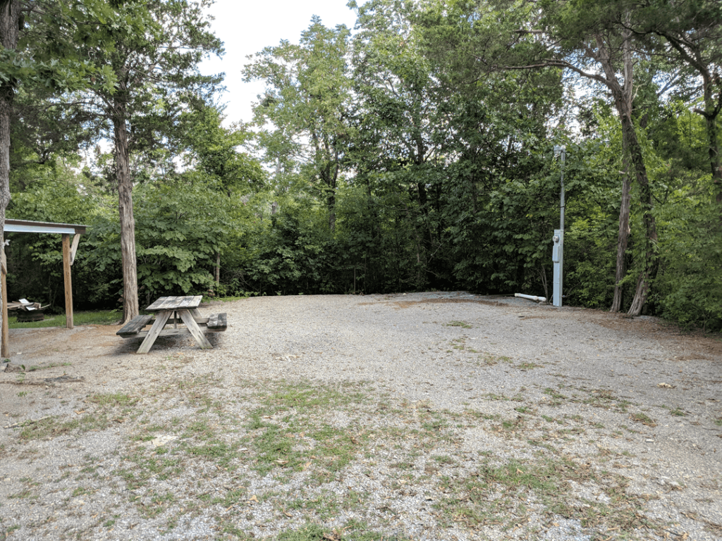 Rock Haven Lodge Recreational Vehicle Site #2