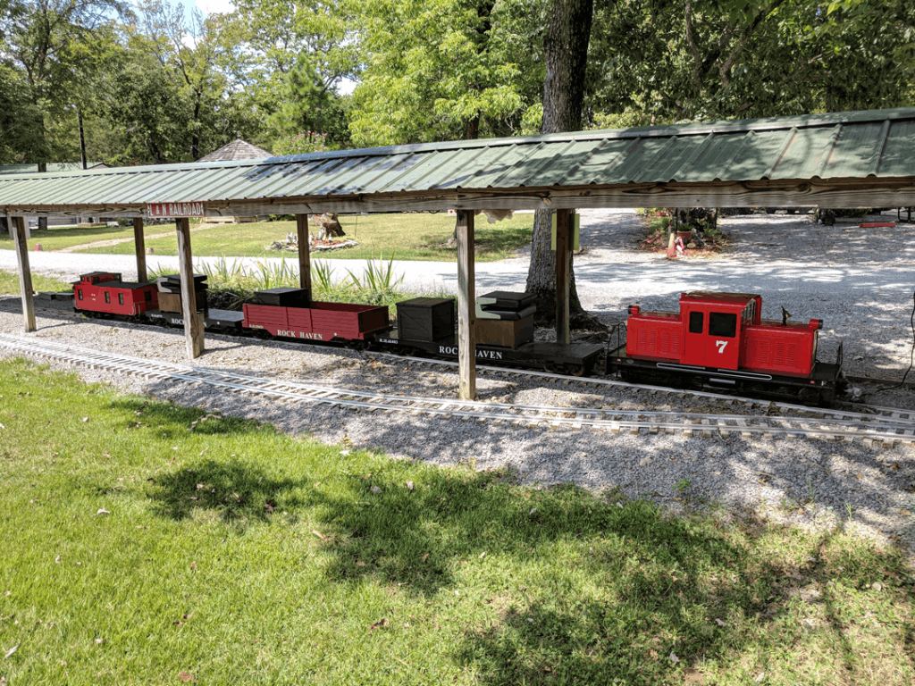 Rock Haven Railroad