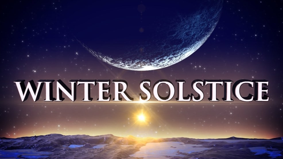 Image result for winter solstice 2019